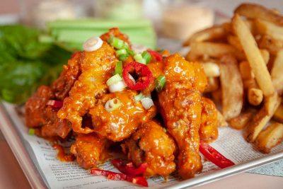 HUCKSTER MOFO Chicken Wings