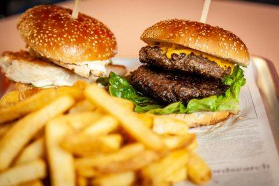 HUCKSTER True Burgers