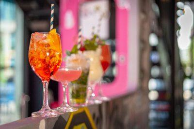 HUCKSTER Cocktails