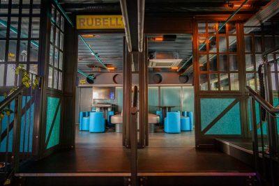 HUCKSTER Rubell's