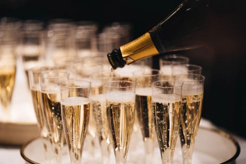 HUCKSTER London Bottomless Prosecco Brunch