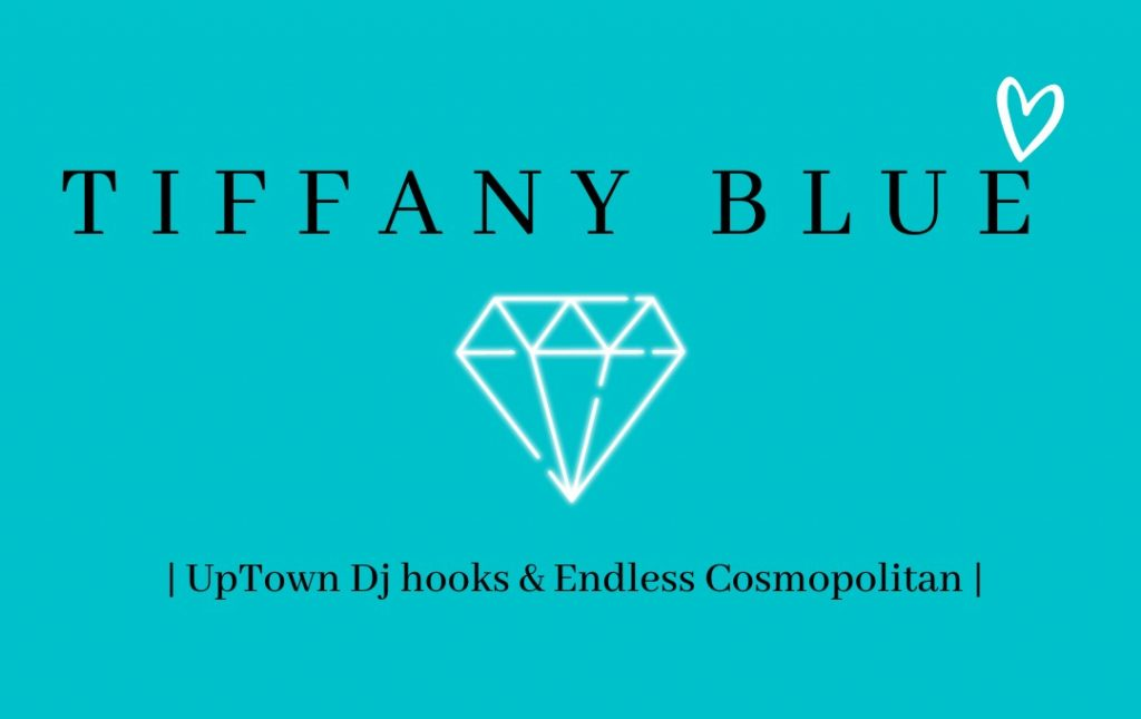 Tiffany Blue Cosmo London Bottomless Brunch Paddington HUCKSTER brunches