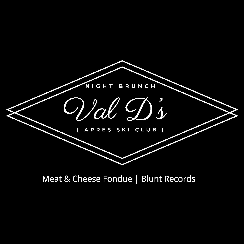 Val D's Fondue Apres Ski London Bottomless Brunch Paddington HUCKSTER brunches Blunt records