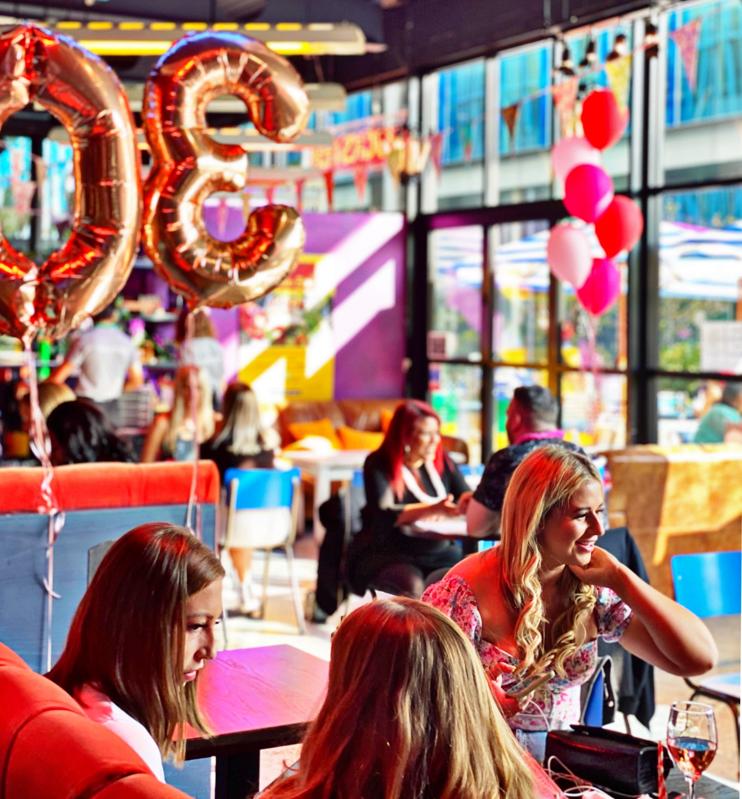 HUCKSTER London brunch street food cocktail bar Paddington