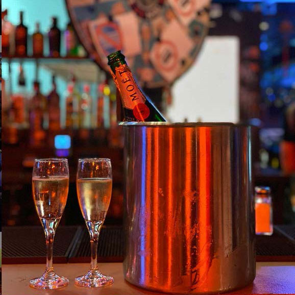 HUCKSTER Christmas Party Venue Corporate Work Parties in London Paddington Central